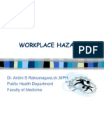 1.2 Workplace Hazards