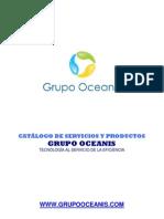 CATÁLOGO DE SERVICIOS Y PRODUCTOS_GRUPO_OCEANIS