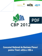 Concursul National de Business Planuri pentru Tineri 2012