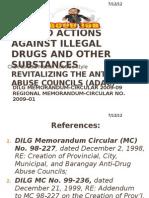 DILG Presentation ADAC