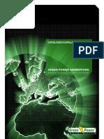 Greenpower Catalogo