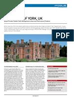 Case Study - ipoque - University York, UK