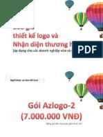 Báo giá thiết kế logo - Bảng giá logo - Gia thiet ke logo