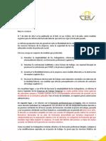 Circular y Anexo Ley Reforma Mercado Laboral