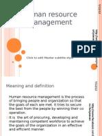 humanresourcemanagementbasics-ppt