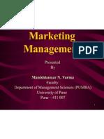 Marketing, MV