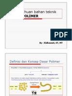 Bab7. Polimer Termoplastik UAS