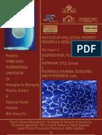 Brochure IIPRD 2012