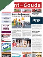 De Krant Van Gouda, 12 Juli 2012