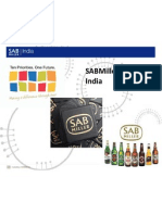 SABMiller Company Profile