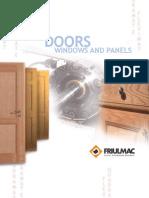 Puertas Ventanas y Paneles Friulmac
