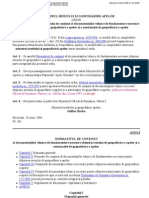 Aviz Si Autorizatie Apele Romane - Ordin 661
