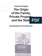Frederick Engels The Origin of the Family, Private Property and the State