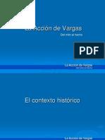 La repercusión de la Acción de Vargas (1833) en la ciudad de Santander