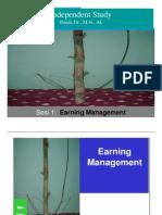 Scott Earnings Management