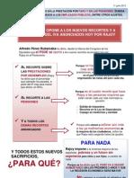 El PSOE se opone a los recortes y subida del IVA