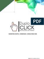 DuploCLICK, Tecnologias em Internet - Apresentação