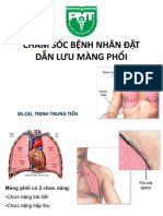 Cham Soc Benh Nhan Dat Dan Luu Mang Phoi