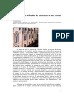 Universidades en Colombia.La enseñanzas de una reforma fracasada