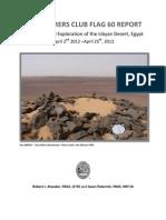 2012 Libyan Desert Expedition 13 June 2012 Final