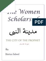 The Women Scholars of Madinah www.QuranWaHadith.com