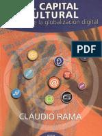 Libro - El capital cultural en la era de la globalizaciòn digital - Claudio Rama