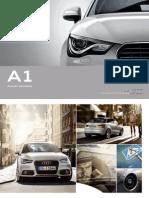 Coche - Audi A1 - Catalogo