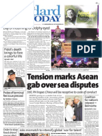 Manila Standard Today – Business Daily Stocks Review (July 12, 2012)