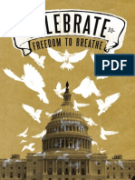 Freedom To Breather Poster