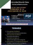 Curso de investigación científica en salud - Módulo II