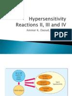 (26) Hypersensitivity