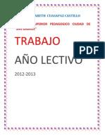 Objetivos de Tutorias