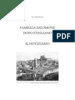 La storia della Famiglia Salomone da Stigliano