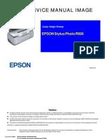 Manual Repair Epson Stylus Photo r800