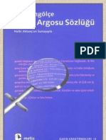Filiz Bingölçe - Kadın Argosu Sözlüğü