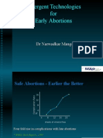 2 Emergent Techniologies for Early Abortions1