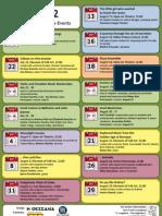 Horto 2012 calendar