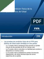 Pruebas Fisicas Fifa Futsal