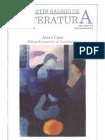 Arturo Casas Bibliografía sistemática de Teoría literaria