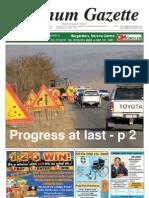 Platinum Gazette 13 July 2012