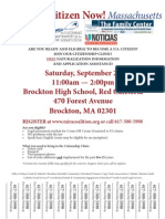 Brockton Citizenship Clinic 9.22