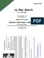 Net Baby Boom Arch
