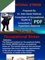 Occupational Stress 4