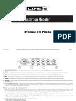 Line 6 DM4 Quick Start Pilot's Handbook - Spanish ( Rev A )