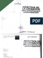 Didacticas de la Liberación