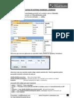 Creacion de Sistemas con Visual Net Solo Codigo