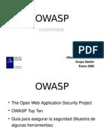 OWASP Presentation ES