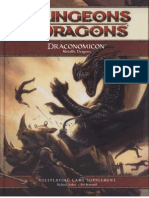 Draconomicon 2 Metallic Dragons