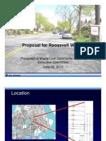 2012-06-19 SDOT Roosevelt Bike Lane 2