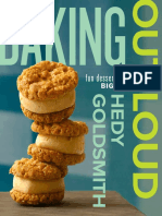 Recipes From Baking Out Loud by Hedy Goldsmith